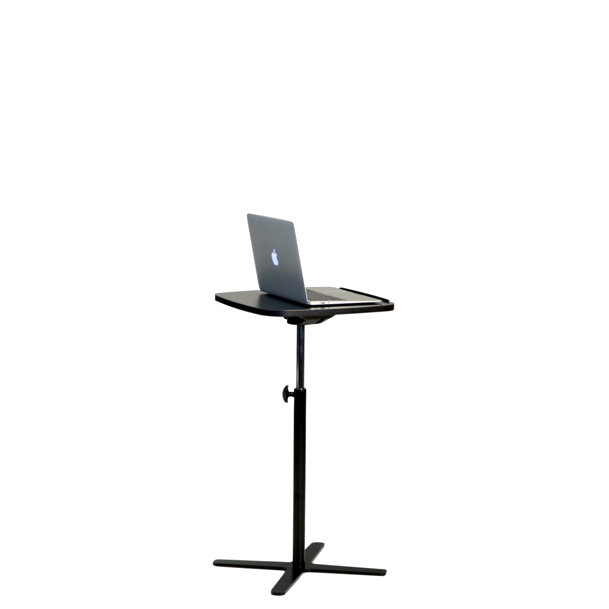 Johanson Design Black Cross Laptop Table