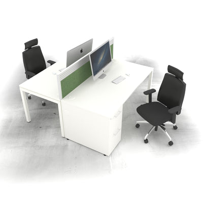 Rectangular 1200mm Desk