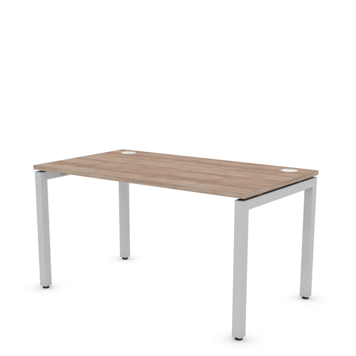 Rectangular 1400mm Desk