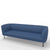 Edsbyn Gather 3 Seater Sofa Dusty Blue