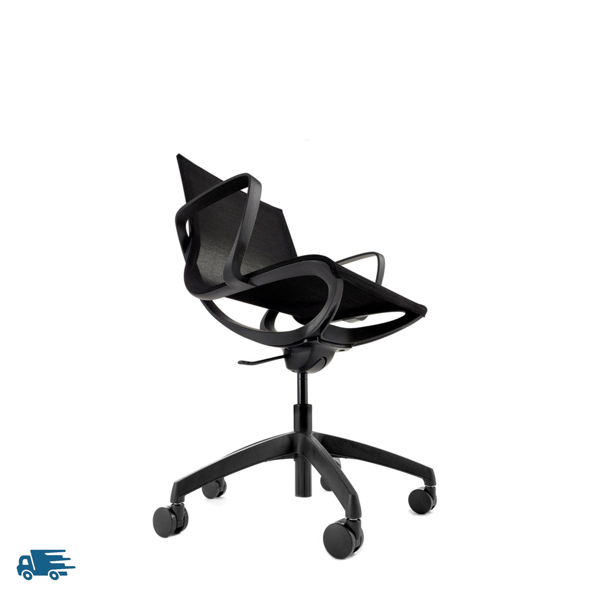 Connection Gravity Chair Black Mesh