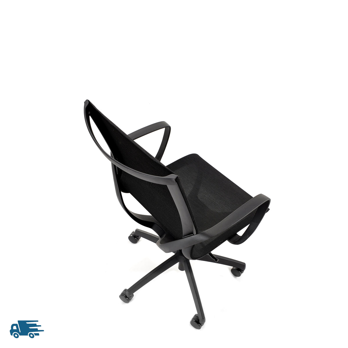 Connection Office Gravity Chair Black Mesh