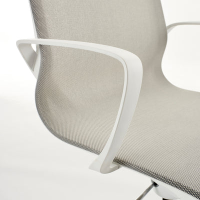 Connection Office Gravity Chair White Mesh