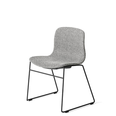 HAY About A Chair AAC 09 Olavi 03 Stackable Chair with Black Powder Coated Base