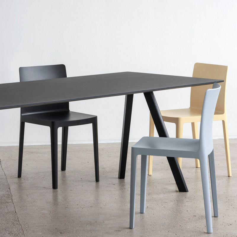 HAY Office CPH 30 Table, 2000mm Black