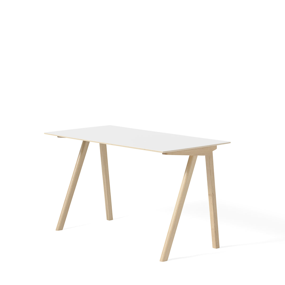 HAY CPH 90 Desk Formica Blanc Polaire F2274