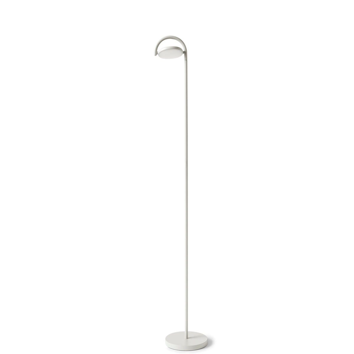 HAY Marselis Floor Lamp Ash Grey Marselis