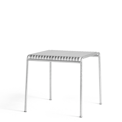 HAY Office Palissade Table Galvanised