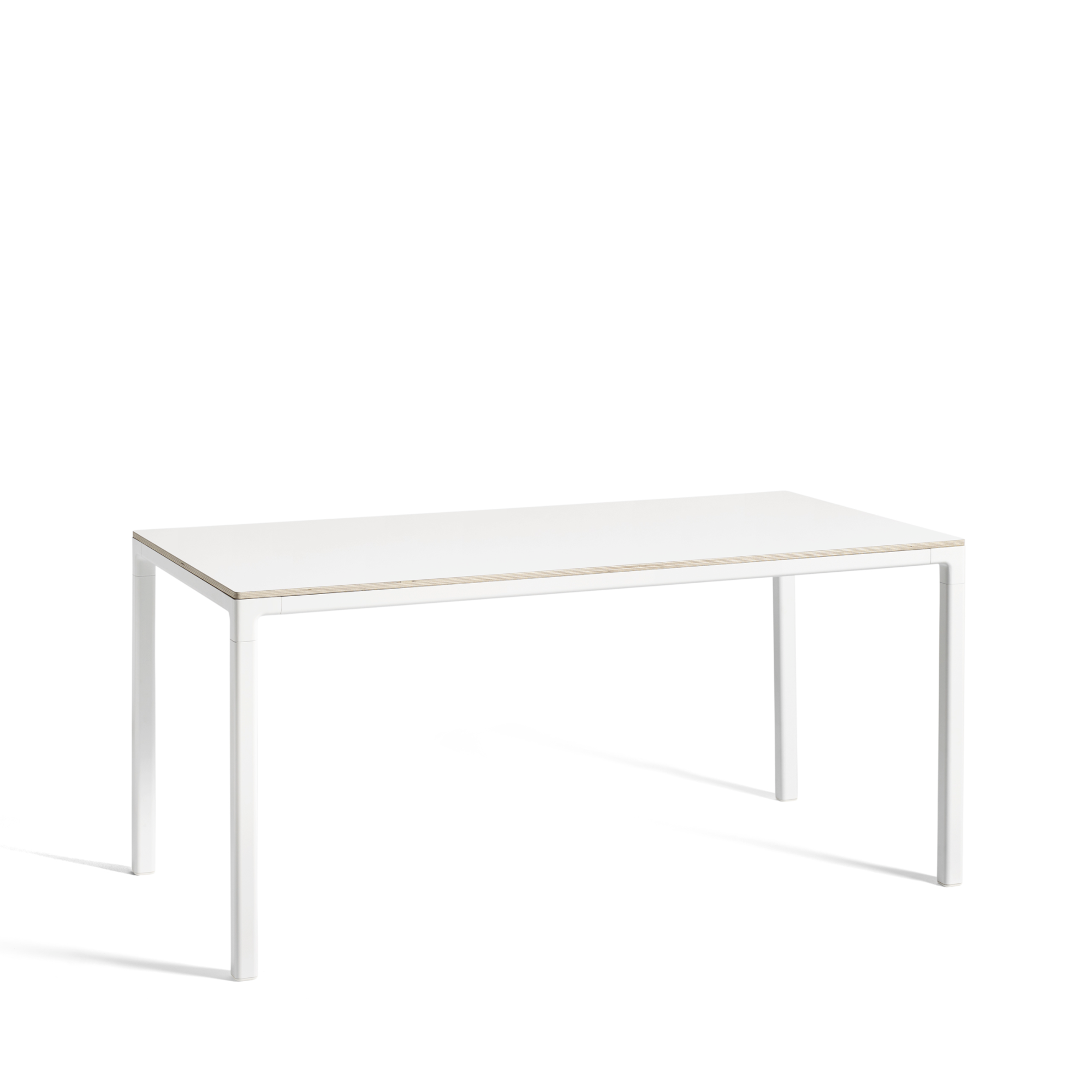 HAY Office T12 Desk 1600mm - White