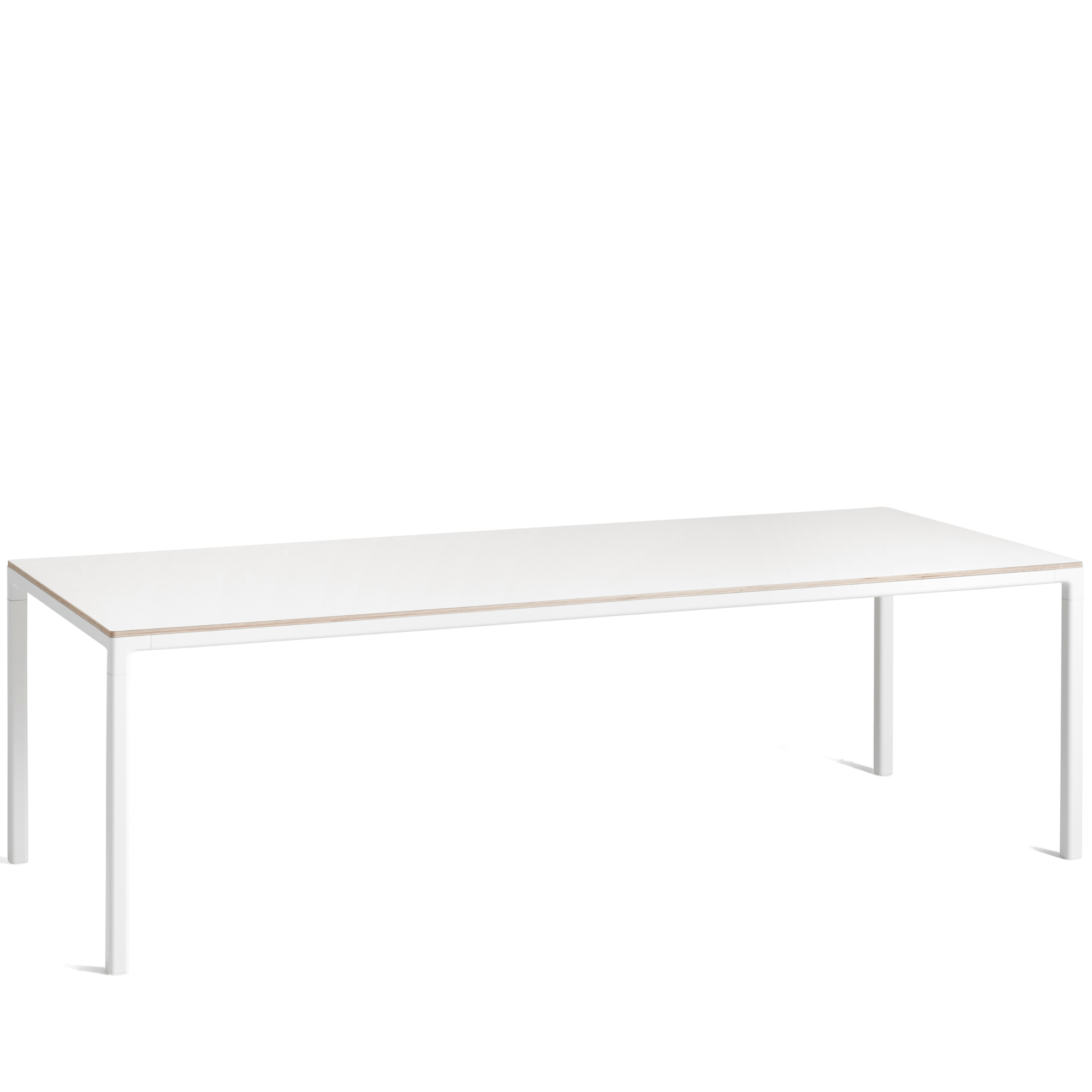 HAY Office T12 Desk 2500mm - White