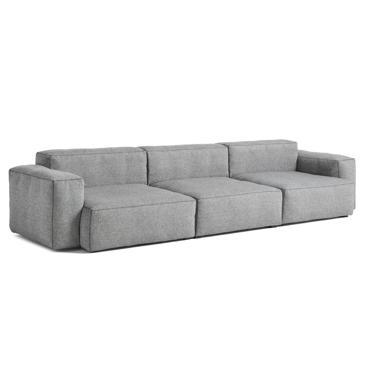 HAY Mags Soft Fabric Office Sofa Hallingdal