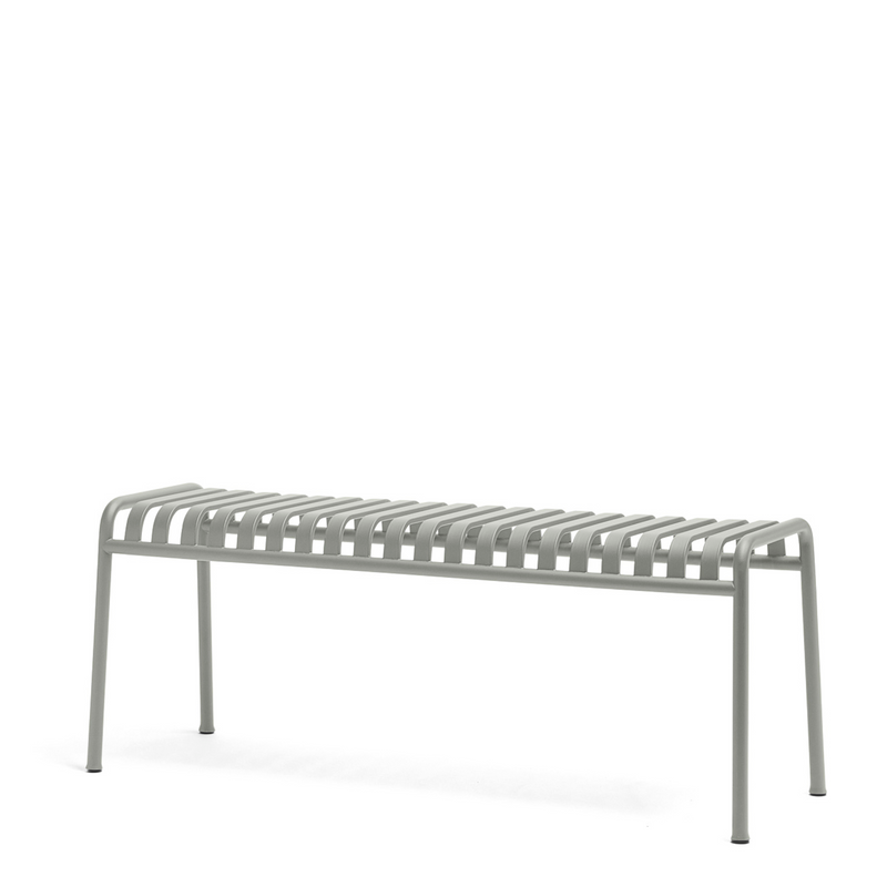 HAY Office Palissade Bench Anthracite