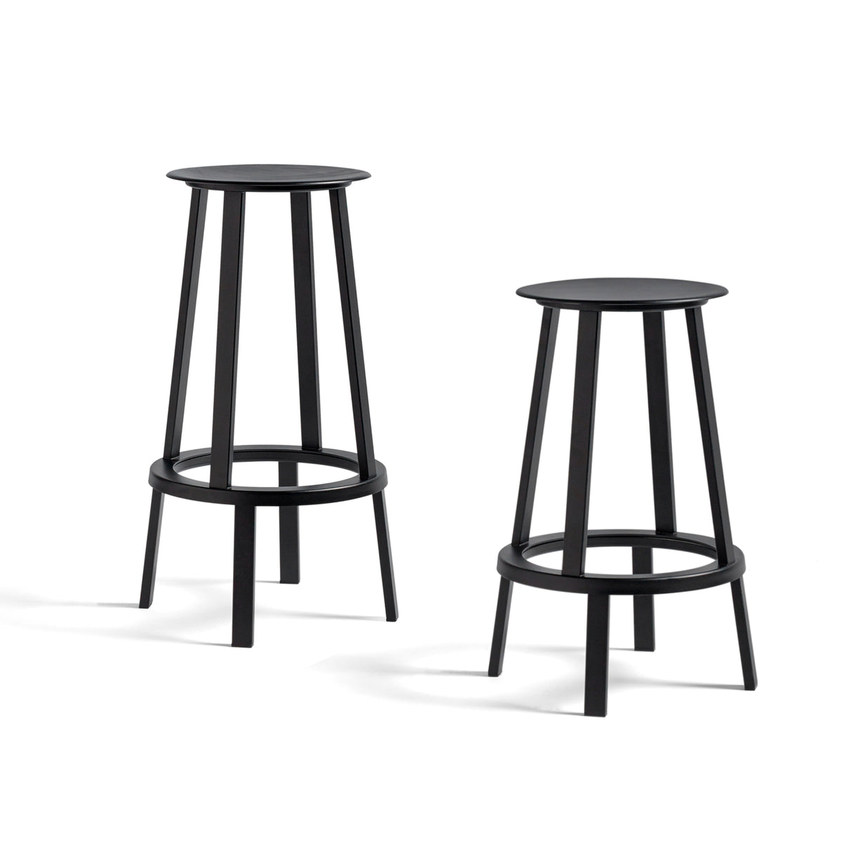 HAY Office Revolver Bar Stool Seating