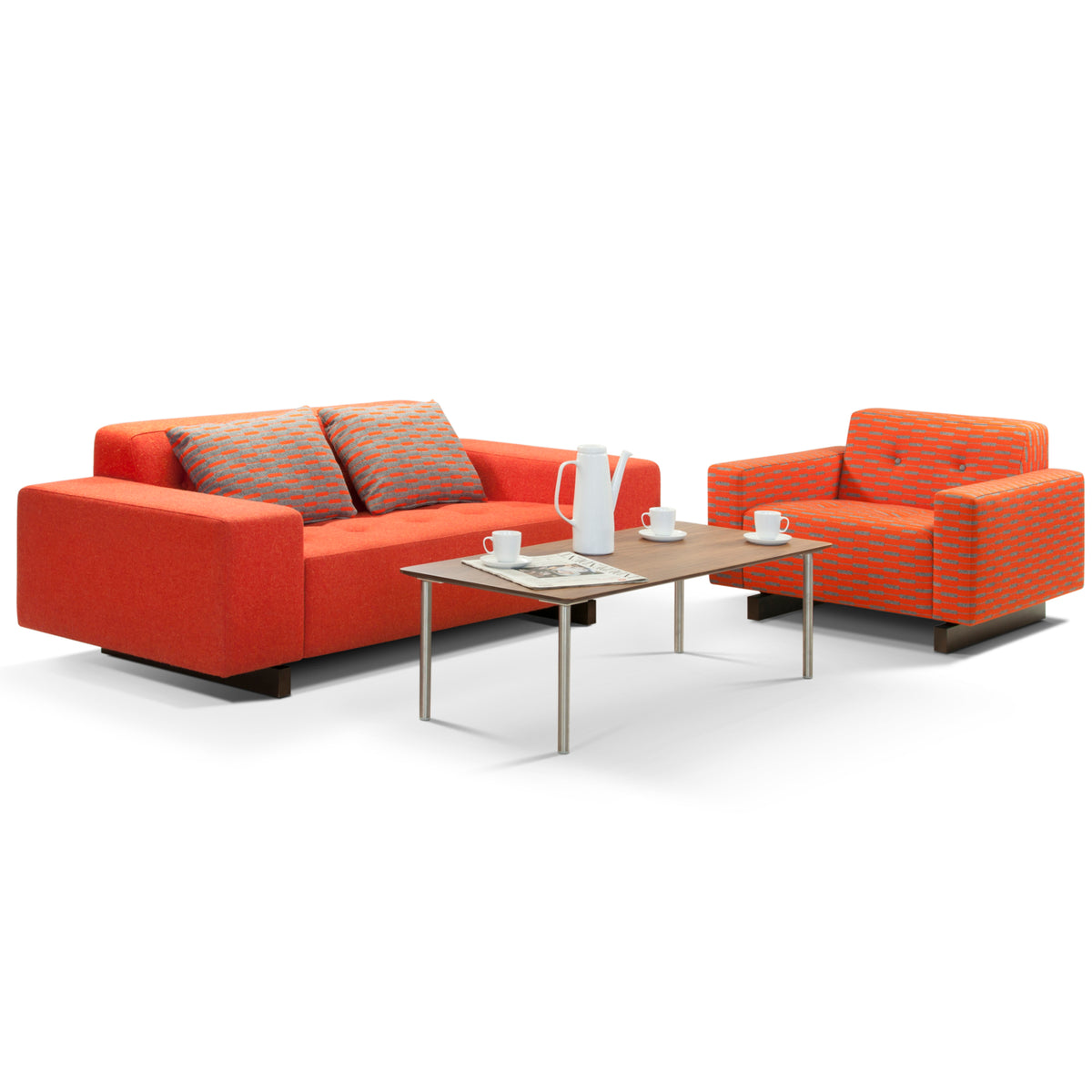 Hitch Mylius Office HM46 Abbey Two Seat Sofa Seating