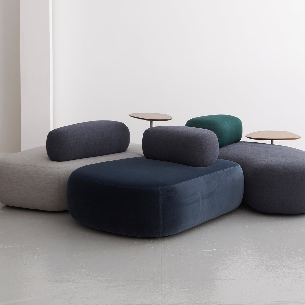 Hitch Mylius Office HM63a Pebble Seating