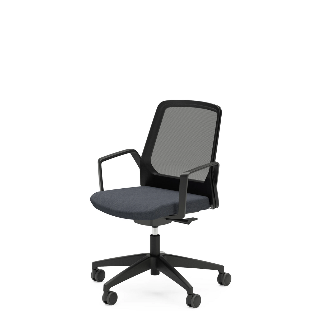 Interstuhl Buddy Conference Office Chair Black