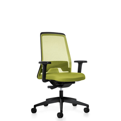 Interstuhl EVERYIS1 Office Task Chair 172E May Green