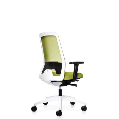 Interstuhl Office EVERYIS1 Office Task Chair 182E May Green