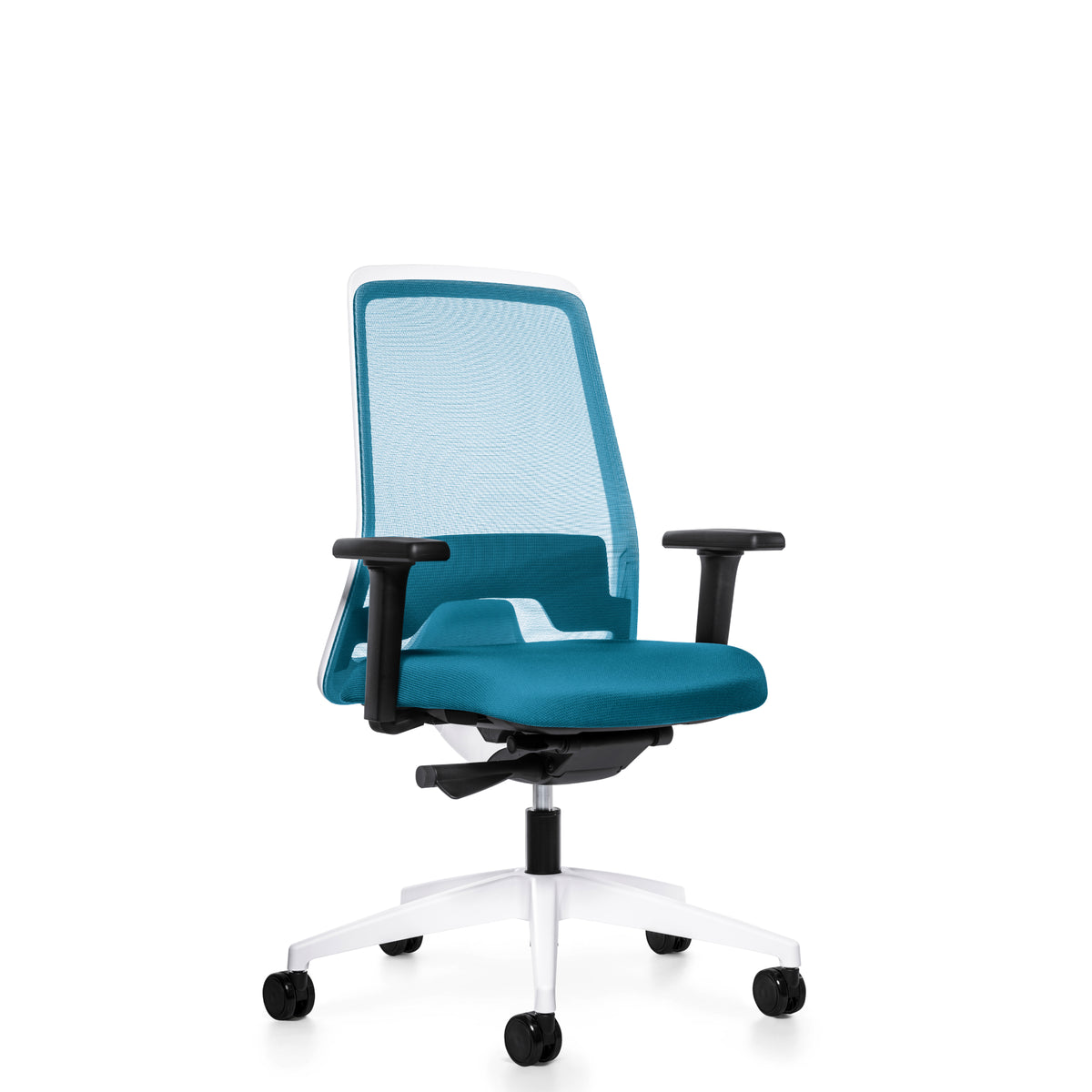 Interstuhl Office EVERYIS1 Office Task Chair 182E Pastel Turquoise