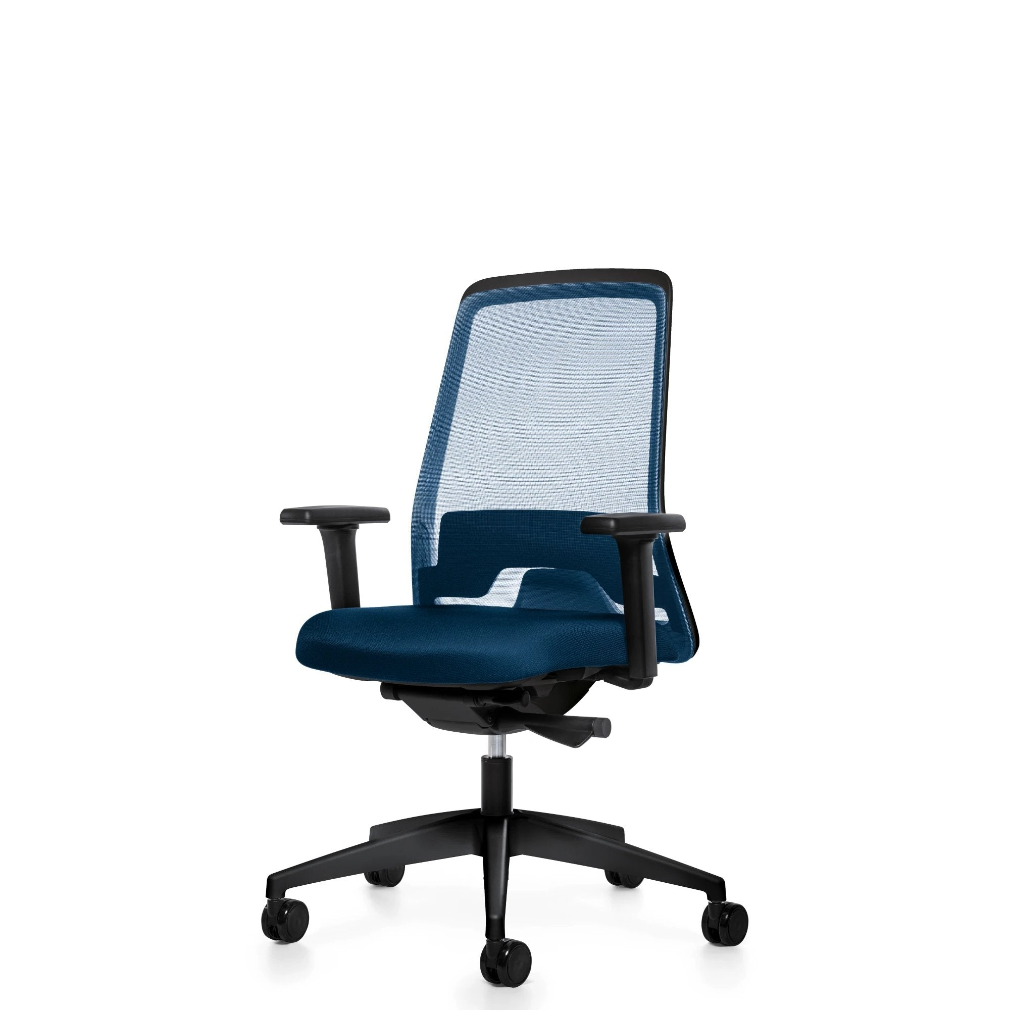 Interstuhl EVERYIS1 Office Task Chair 172E Signal Blue