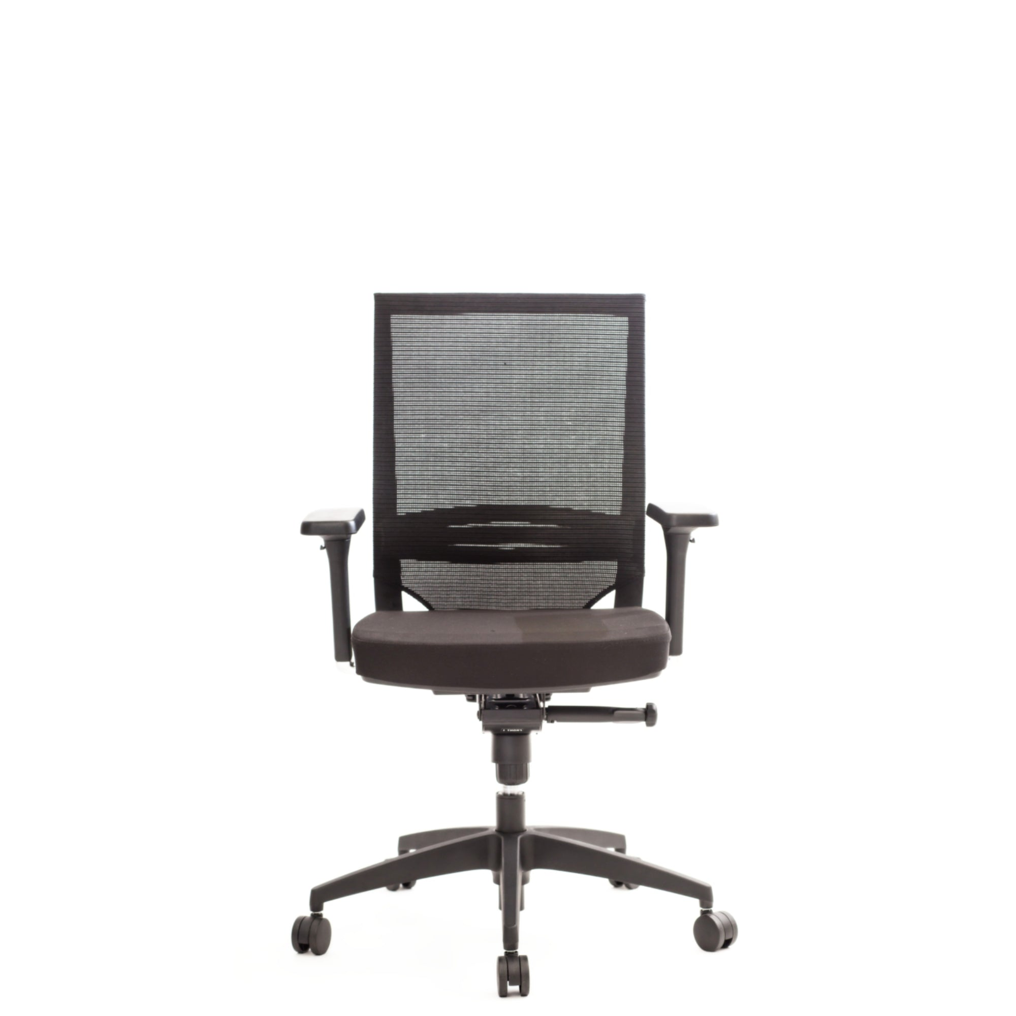 KI Europe Office Black Sift Task Chair