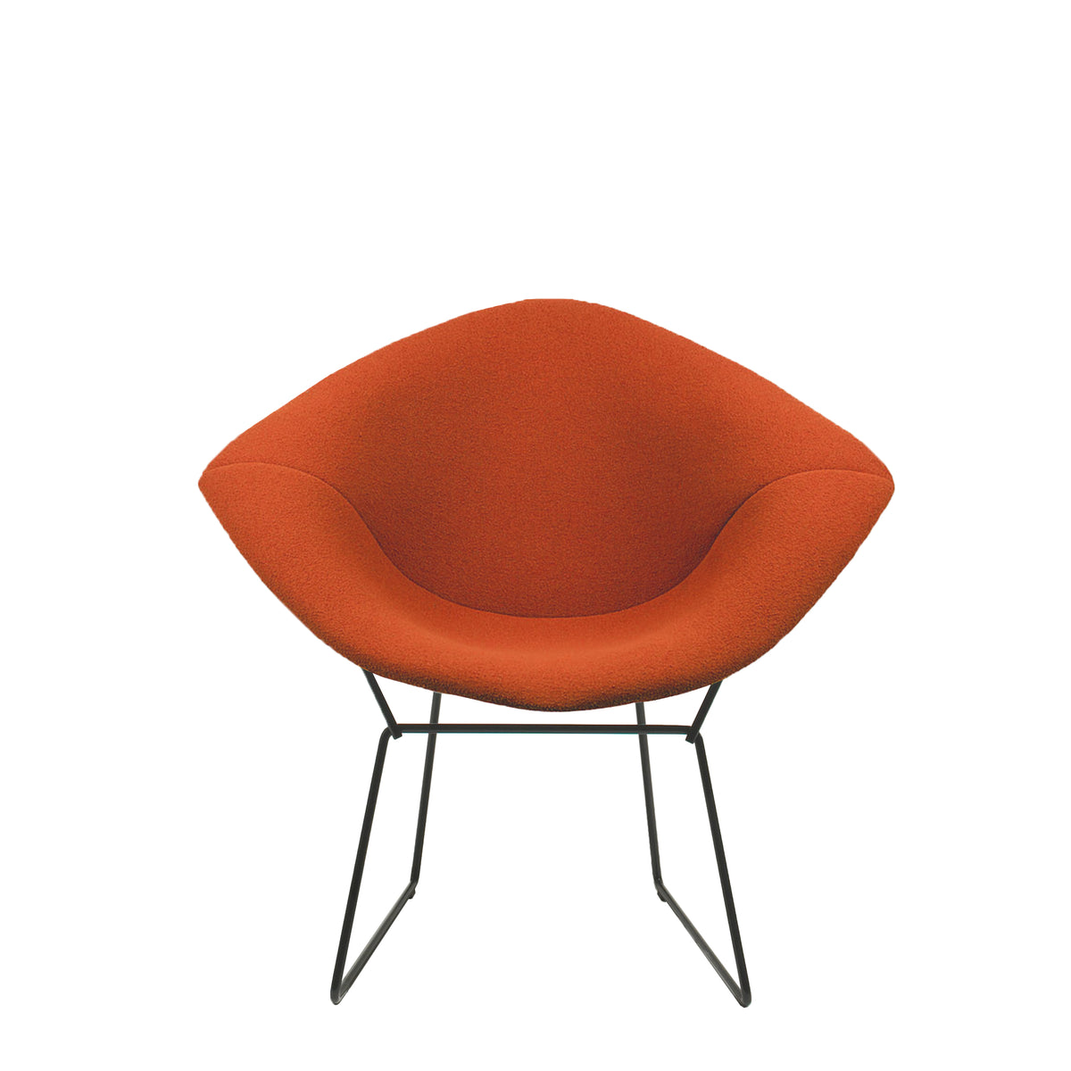 Knoll Office Bertoia Diamond Lounge Chair Upholstered