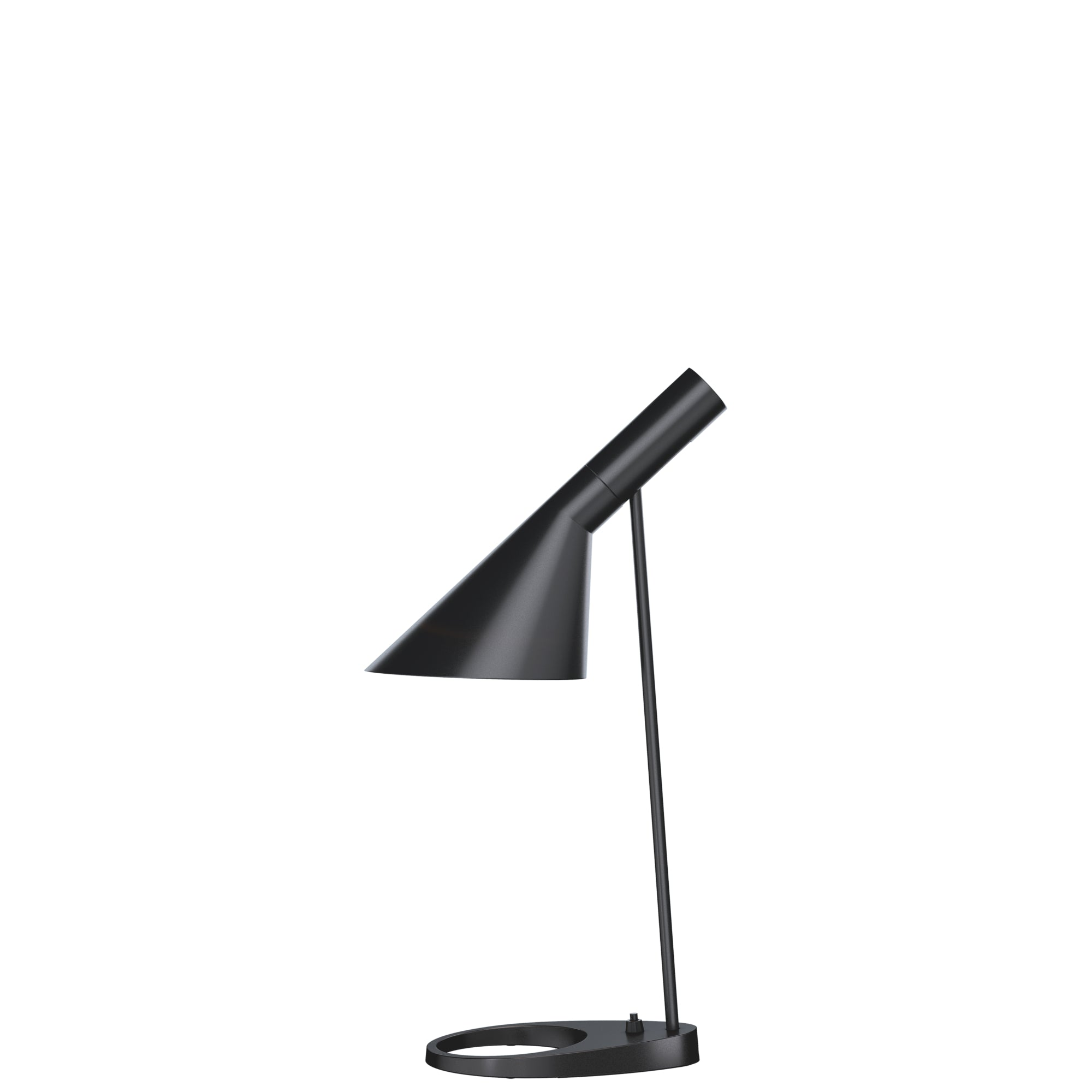 Louis Poulsen AJ Table Lamp by Arne Jacobsen Black