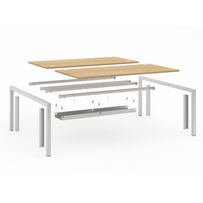 Elite Office Matrix Desk Dual Back to Back