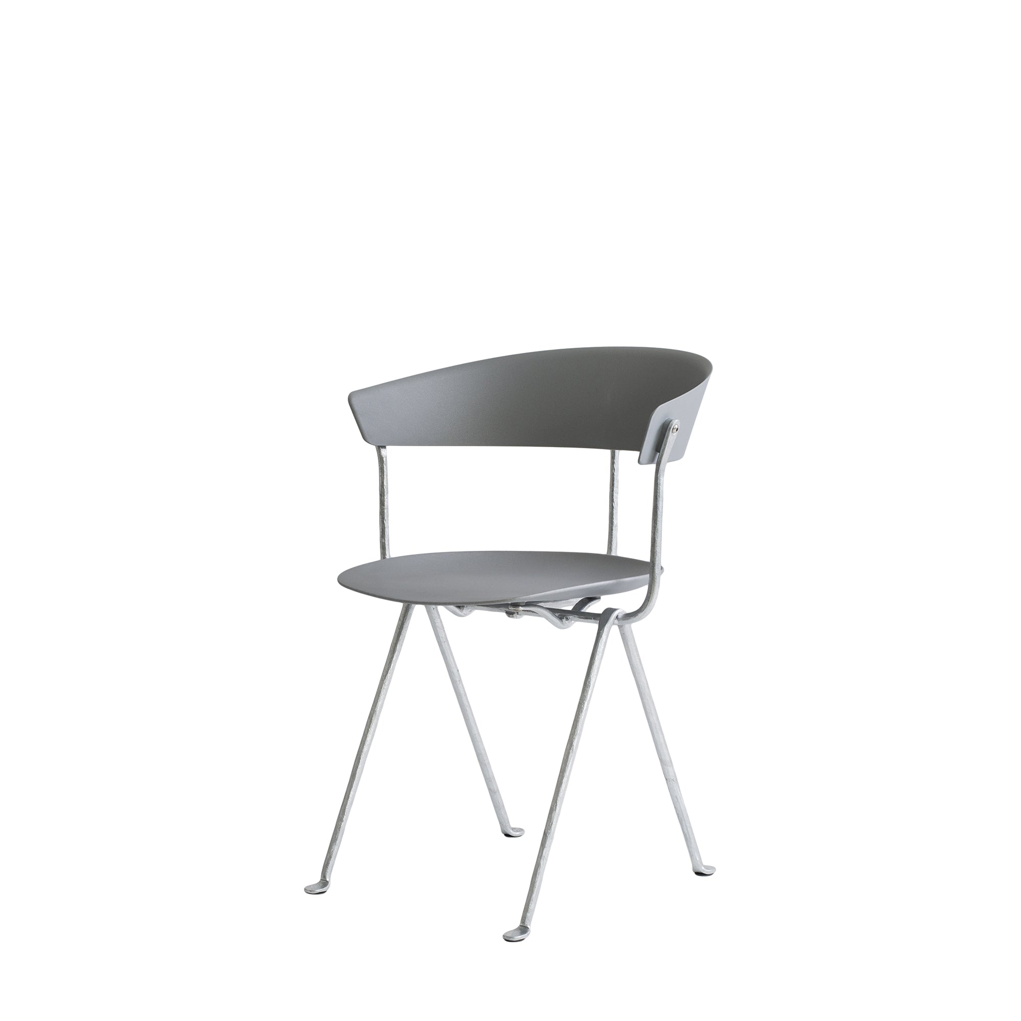 Magis Office Officina Outdoor Black Chair