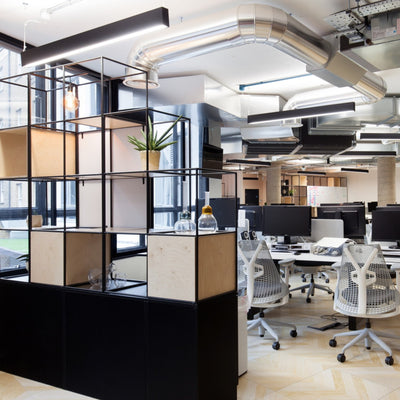 Spacestor Office Palisades Grid