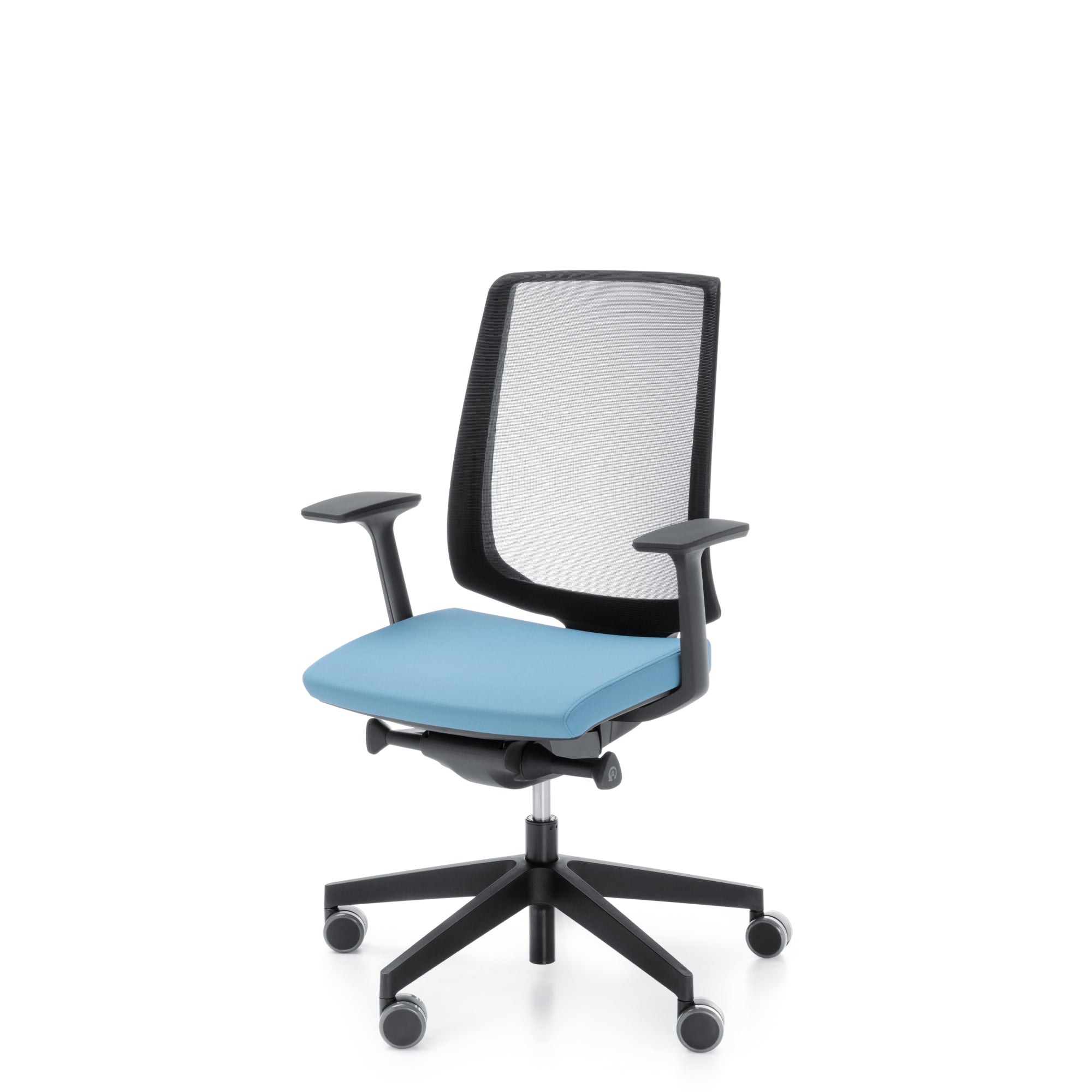 Spacestor LightUp Office Task Chair Mesh Back