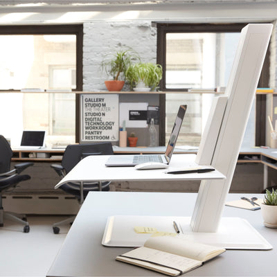 Humanscale Office Quickstand Eco Sit Stand
