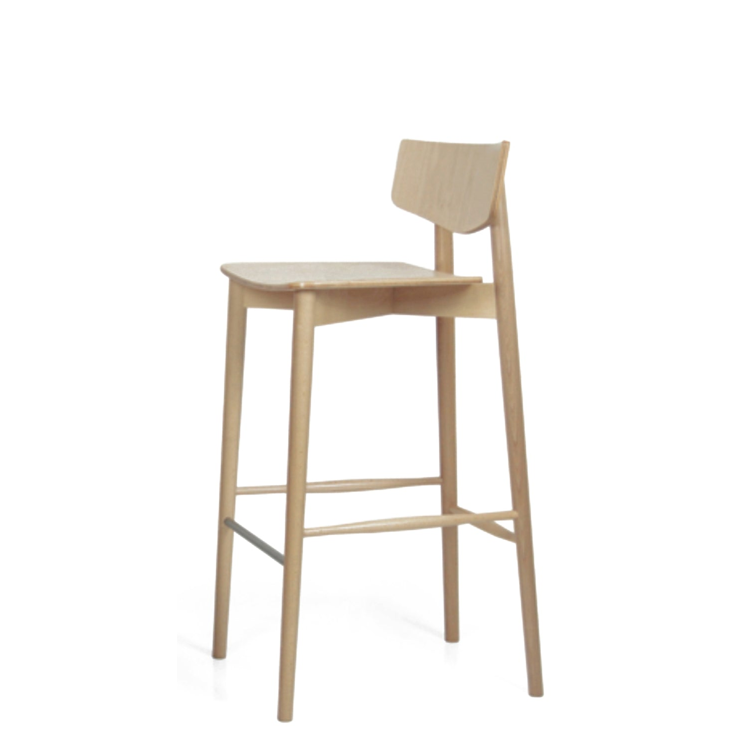 sixteen3 Natural Aaron High Stool