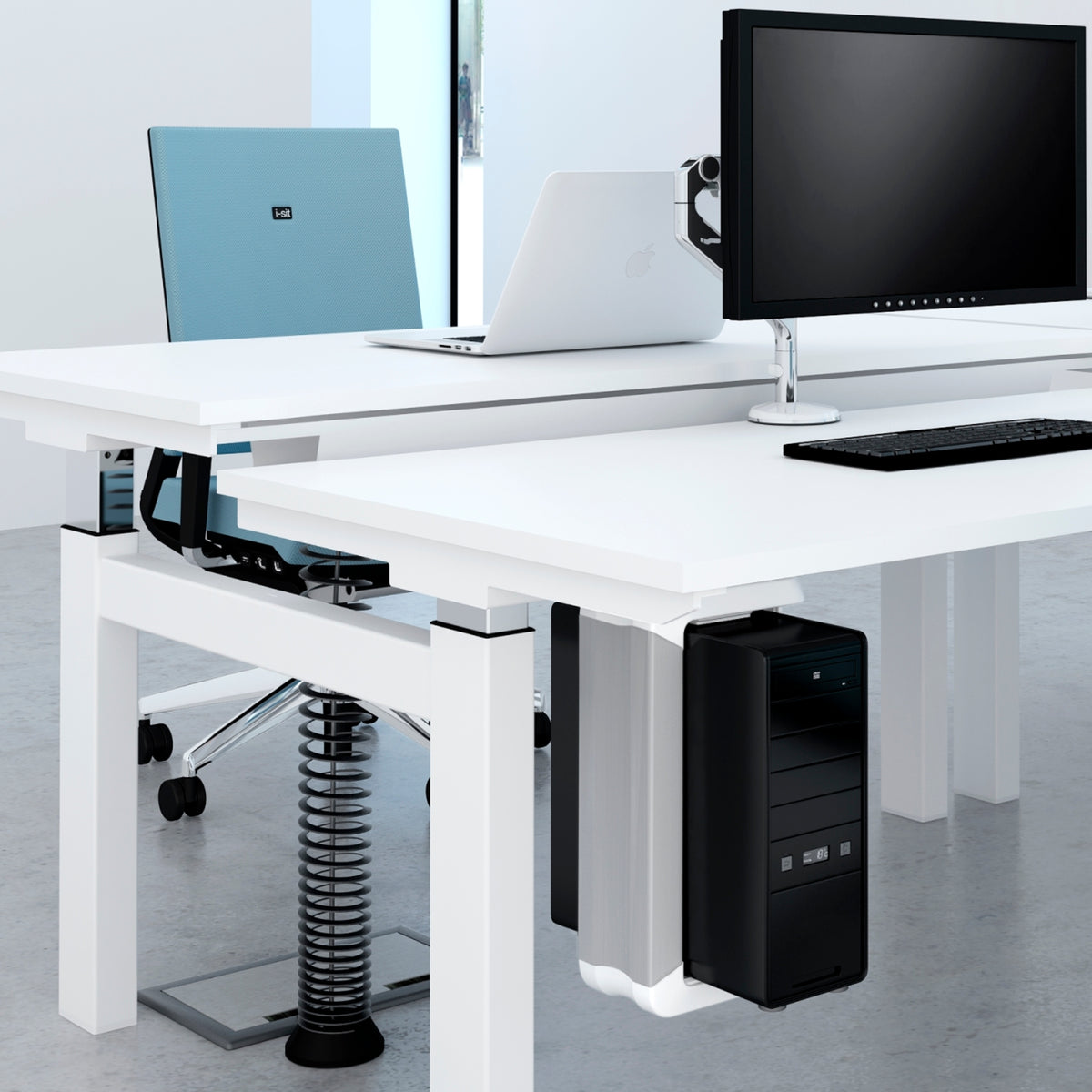 Elite Office Slinky Cable Riser
