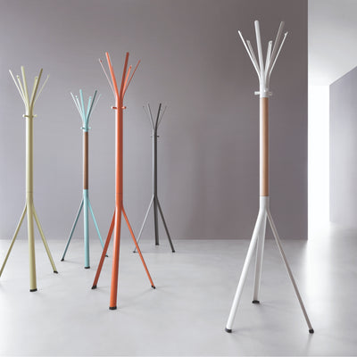 Spacestor Office Nine Coat Stand