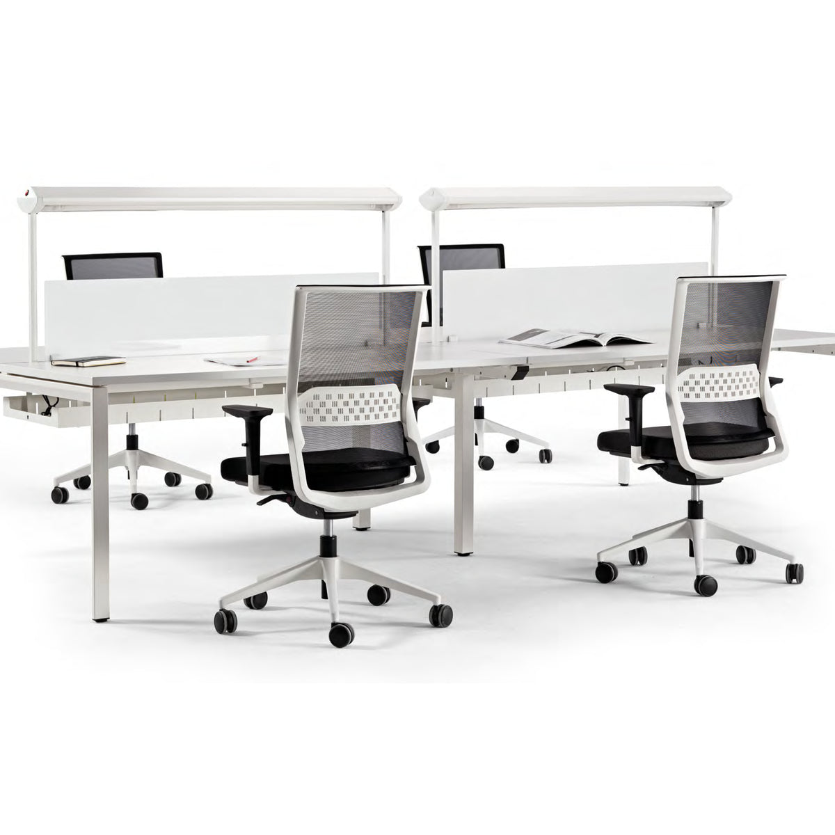 Actiu Office Stay Task Chair - Mesh Back