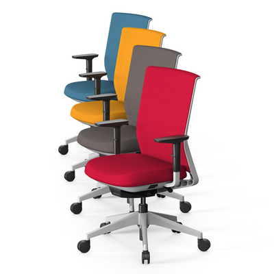 Actiu Office Stay Task Chair - Upholstered Back