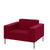 Hitch Mylius HM18 Origin Armchair Brushed Stainless Steel Legs Kilburn