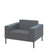 Hitch Mylius Office HM18 Origin Armchair Black Legs Westminster