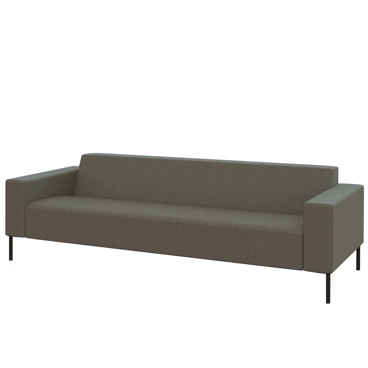 Hitch Mylius HM18 Origin Three Seat Sofa Black Legs Camden