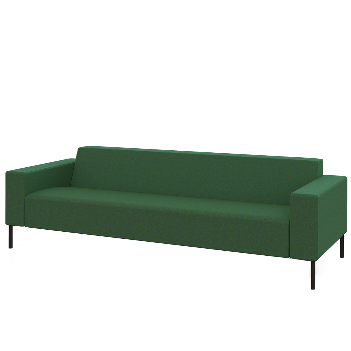 Hitch Mylius HM18 Origin Three Seat Sofa Black Legs Farringdon
