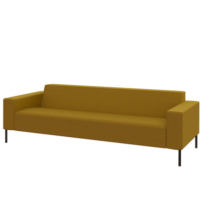 Hitch Mylius HM18 Origin Three Seat Sofa Black Legs Tooting