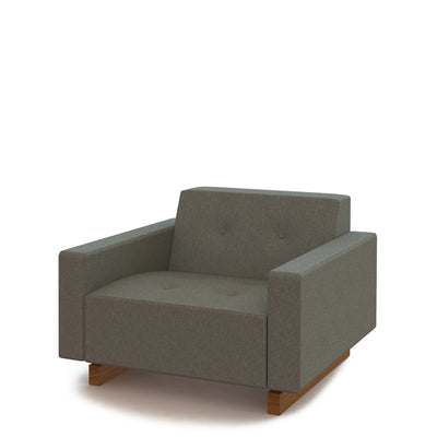 Hitch Mylius Office HM46 Camden Abbey Armchair