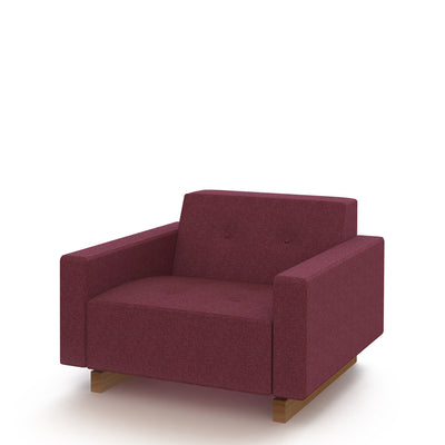 Hitch Mylius Office HM46 Wembley Abbey Armchair