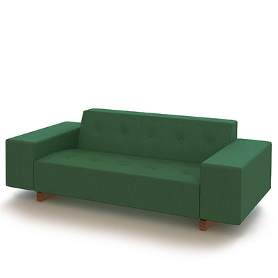 Hitch Mylius Office HM46 Farringdon Abbey Two Seat Sofa Seating