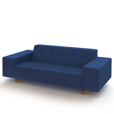Hitch Mylius Office HM46 Holborn Abbey Two Seat Sofa Seating