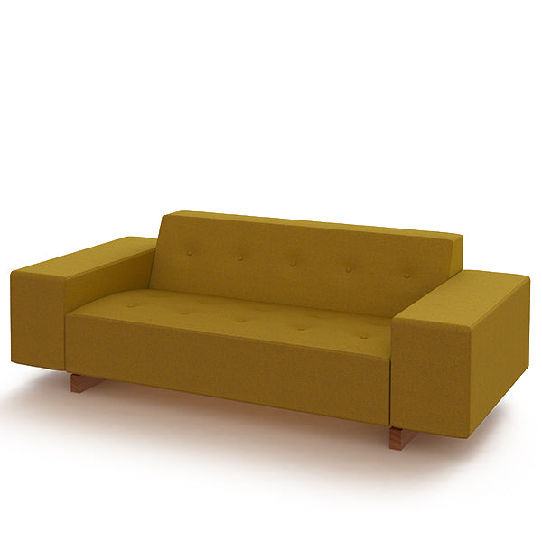 Hitch Mylius Office HM46 Tooting Abbey Two Seat Sofa Seating