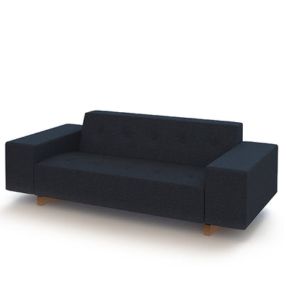 Hitch Mylius Office HM46 Tower Abbey Two Seat Sofa Seating