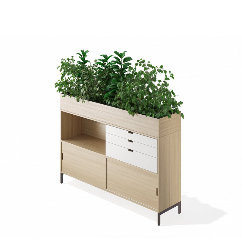Edsbyn Office Neat Green Planter Box