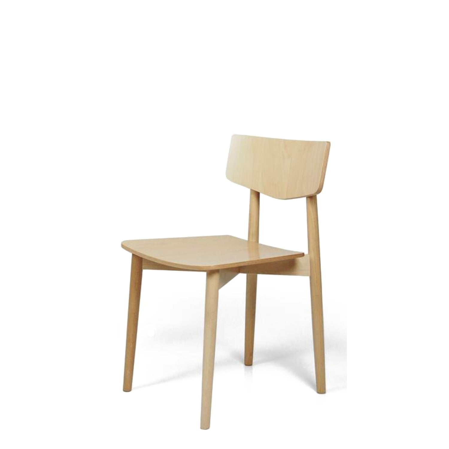 sixteen3 Natural Aaron Cafe Chair